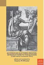 Accessus ad Auctores af Steven Wheeler
