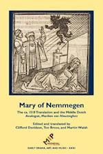 Mary of Nemmegen (Early Drama Art and Music, nr. 31)