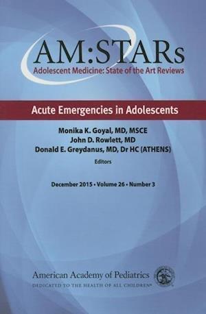 Am af Donald E. Greydanus, Monika K. Goyal, American Academy of Pediatrics Section o