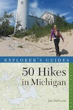 Explorer's Guide 50 Hikes in Michigan (50 HIKES)