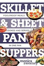 Skillet & Sheet Pan Suppers (Best-ever)