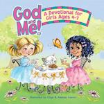 God and Me! a Devotional for Girls Ages 4-7 (God and Me)
