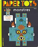 Monsters (Paper Toys)