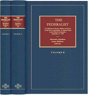 Bog, hardback The Federalist af Alexander Hamilton, James Madison, John Jay