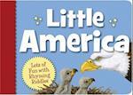 Little America af Helen Foster James