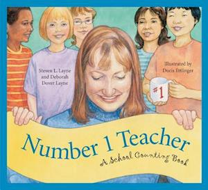 Number 1 Teacher af Deborah Dover Layne, Steven L. Layne