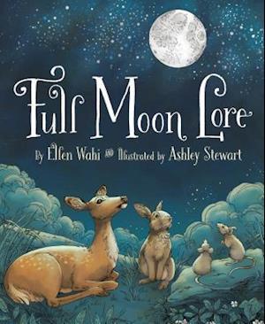 Bog, hardback Full Moon Lore af Ellen Wahi