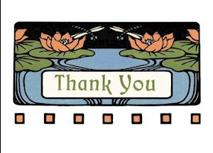 Water Lily Thank You, Boxed af Yoshiko Yamamoto, Bruce Smith