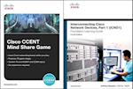 Cisco Ccent Mind Share Game and Interconnecting Cisco Network Devices, Part 1 (Icnd1) Bundle af Cisco Systems Inc, Anthony Sequeira