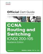 CCNA Routing and Switching ICND2 200-105 Official Cert Guide (Official Cert Guide)