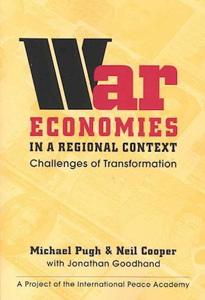 Bog, paperback War Economies in a Regional Context af Michael C. Pugh