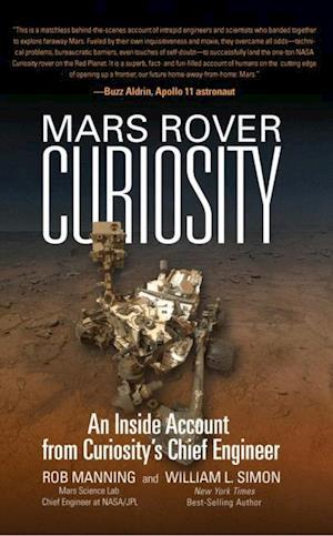 Mars Rover Curiosity af Rob Manning