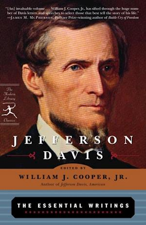 Jefferson Davis: The Essential Writings af Jefferson Davis