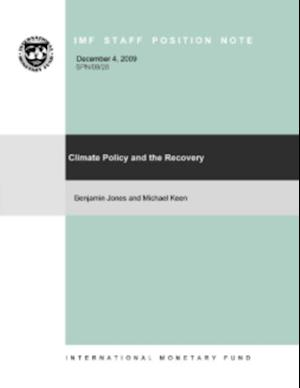 Climate Policy and the Recovery af Benjamin Jones