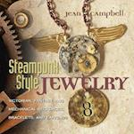 Steampunk-Style Jewelry af Jean Campbell