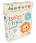 Baby Firsts (To Baby With Love)