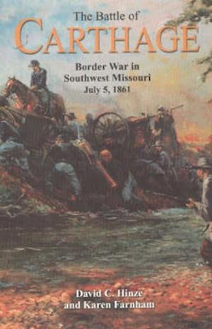 Bog, paperback The Battle of Carthage af David C. Hinze