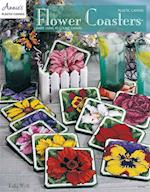 Plastic Canvas Flower Coasters
