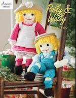Polly & Wally Rag Dolls