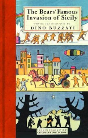Bog, hardback The Bears' Famous Invasion of Sicily af Dino Buzzati