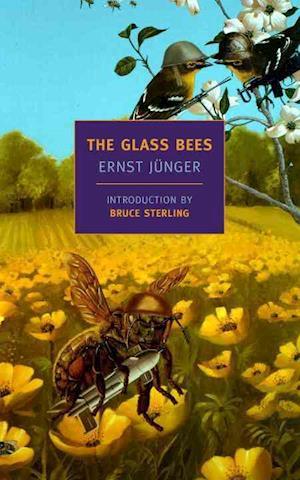 Bog, paperback The Glass Bees af Ernst Junger
