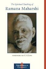 The Spiritual Teaching of Ramana Maharshi af C G Jung, Ramana Maharshi