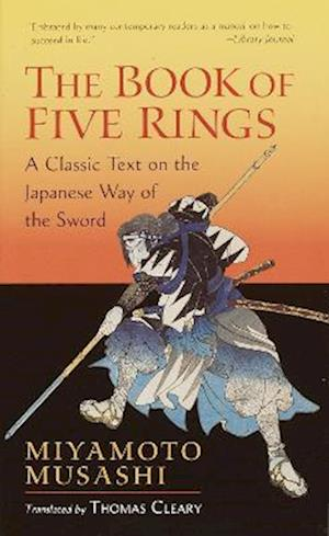 The Book Of Five Rings af Thomas Cleary, Miyamoto Musashi