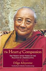 The Heart of Compassion af Padmakara Translation Group, Dilgo Khyentse