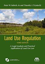 Land Use Regulation af Peter W. Salsich Jr., Timothy J. Tryniecki