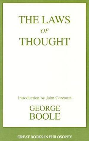 The Laws of Thought af George Boole