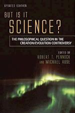 But Is It Science? af Michael Ruse, Robert T Pennock