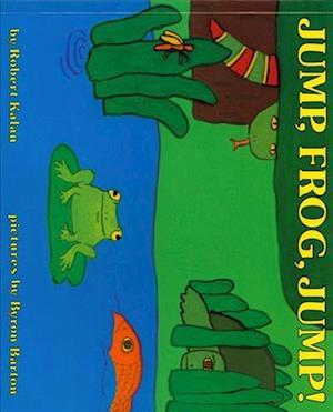 Bog, paperback Jump Frog Jump af Robert Kalan