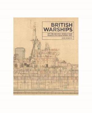 Bog, hardback British Warships of the Second World War af John Roberts