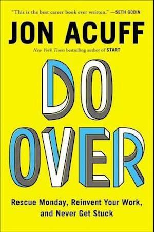 Do Over af Jon Acuff