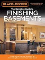 The Complete Guide to Finishing Basements (Black & Decker Complete Guide)