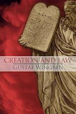 Creation and Law af Gustaf Wingren