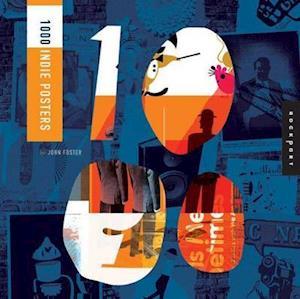 1000 Indie Posters af John Foster