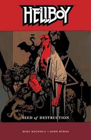 Hellboy 1 af Dave Stewart, John Byrne, Kevin Nowlan