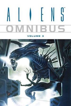 Aliens Omnibus 3 af Jim Woodring, Kilian Plunkett, Mike Mignola