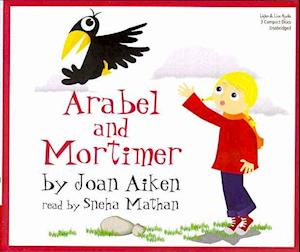 Lydbog, CD Arabel and Mortimer af Joan Aiken