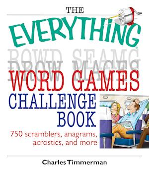 The Everything Word Games Challenge Book af charles Timmerman
