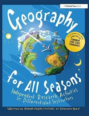 Geography for All Seasons af Brenda Mcgee