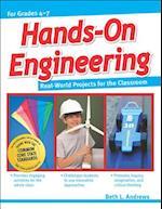 Hands-on Engineering, For Grades 4-7 af Beth Andrews