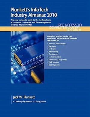 Plunkett's InfoTech Industry Almanac af Jack W. Plunkett