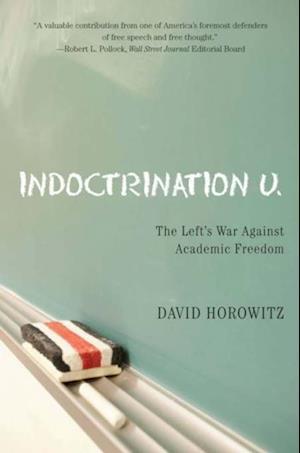 Indoctrination U af David Horowitz