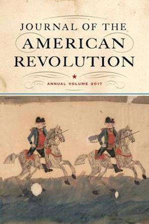 Bog, hardback Journal of the American Revolution