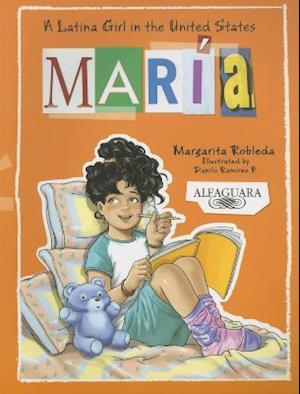 Maria af Margarita Robleda