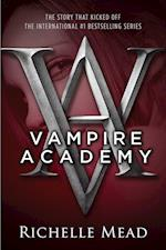 Vampire Academy af Richelle Mead