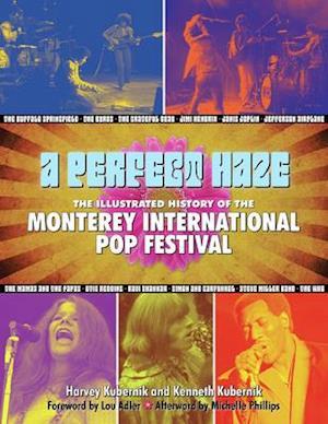 A Perfect Haze af Harvey Kubernik, Kenneth Kubernik, Lou Adler