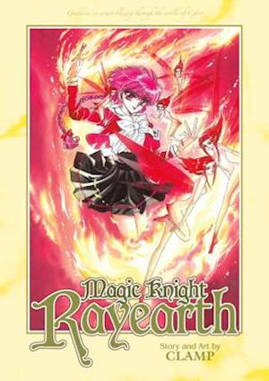 Magic Knight Rayearth 1 af John Clark, clamp